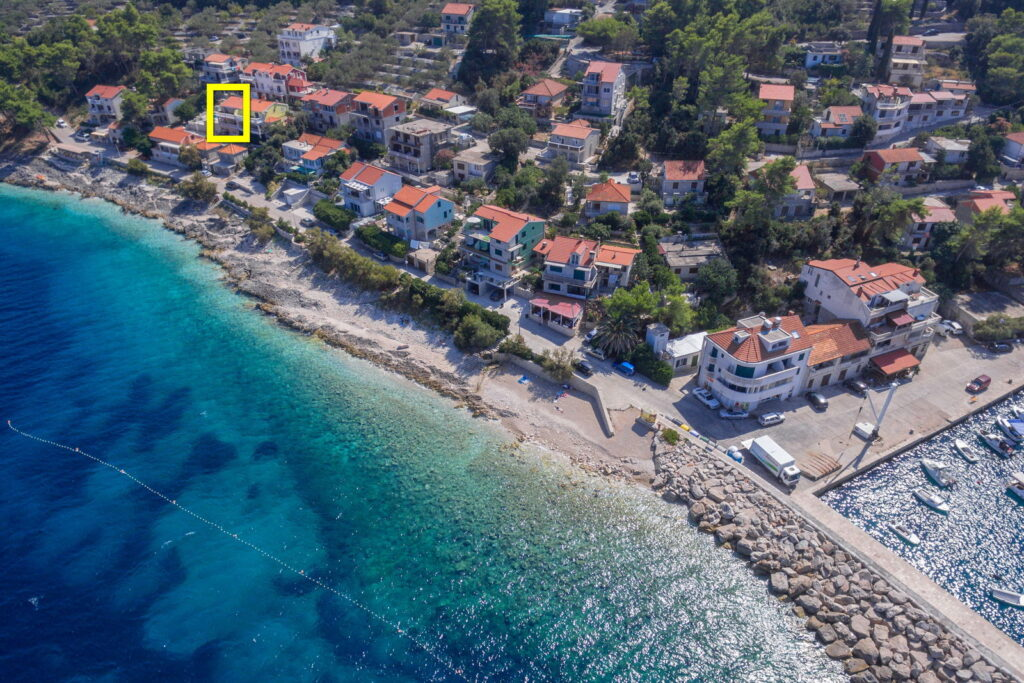 korcula prigradica apartments summeronkorcula house from air 26 square 1024x683