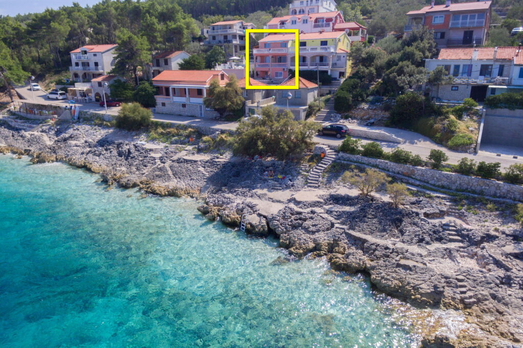 korcula prigradica apartments summeronkorcula house from air 32 square 1024x683