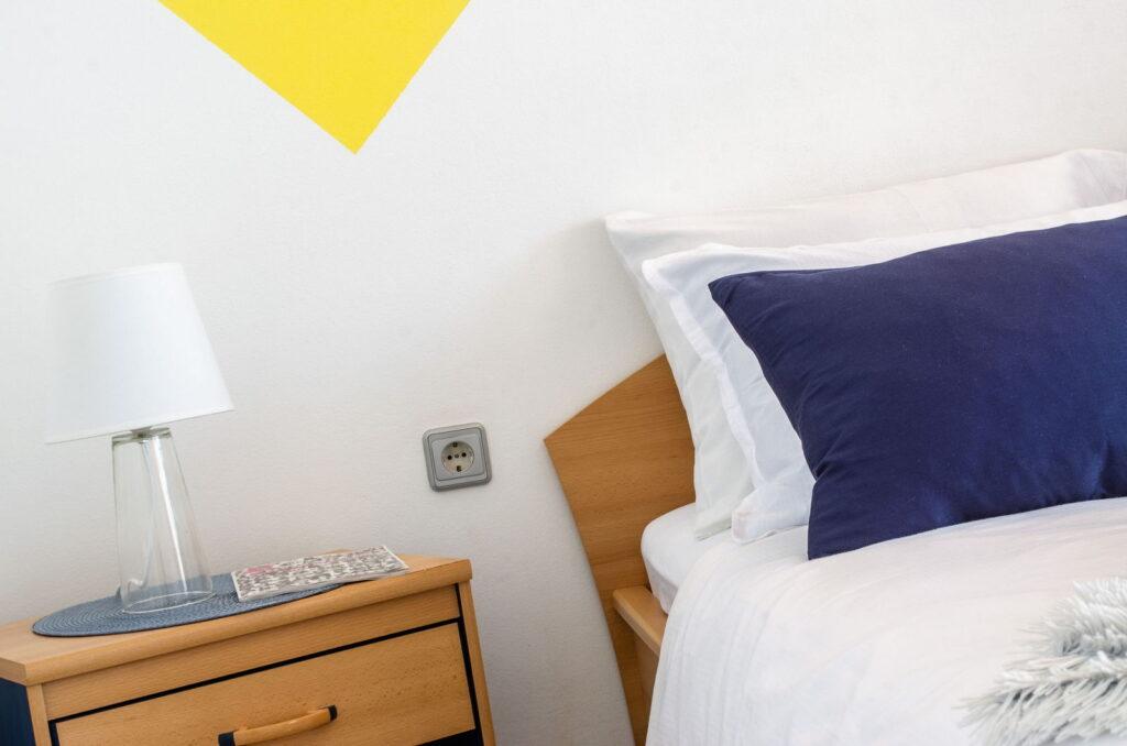 summeronkorcula apartment mimoza bedroom detail 09 2020 pic 04 1024x678